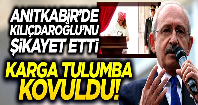 CHP'liler birbirine girdi... Anıtkabir'e gidip Kılıçdaroğlu'nu şikayet etti! Karga tulumba kovuldu