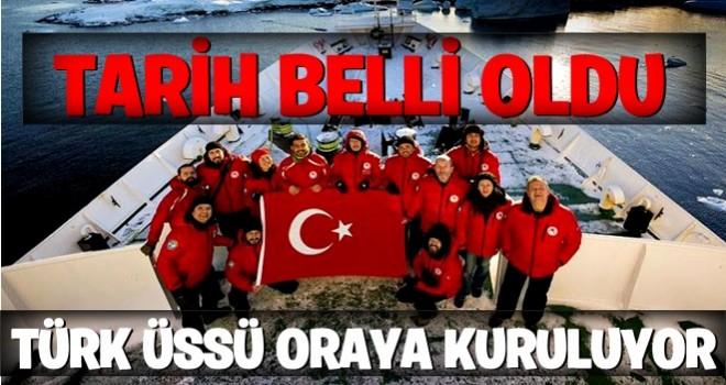 Tarih belli oldu! Türk üssü oraya kuruluyor