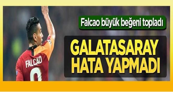 Galatasaray ilk maçta hata yapmadı