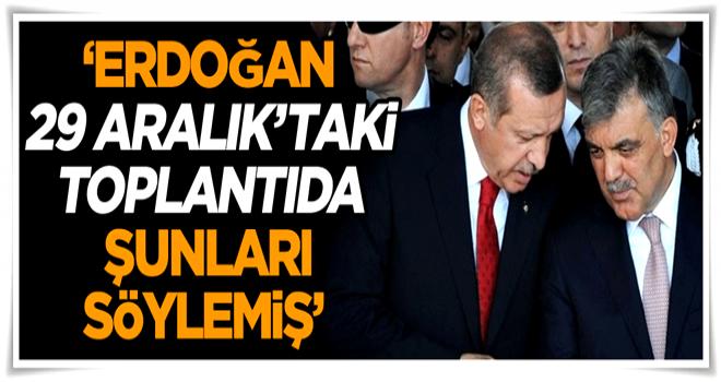 'Abdullah Gül muhalefetin adayı olmak için göz kırpıyor'