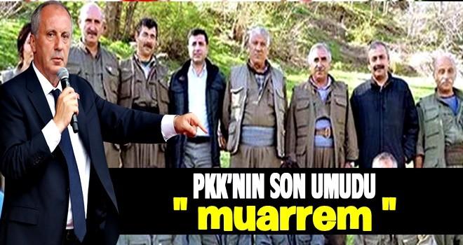 PKK'nın son umudu ''muarrem''