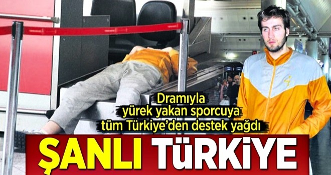 Şanlı Türkiye .