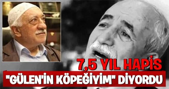 Gülen'in köpeğine hapis cezası!