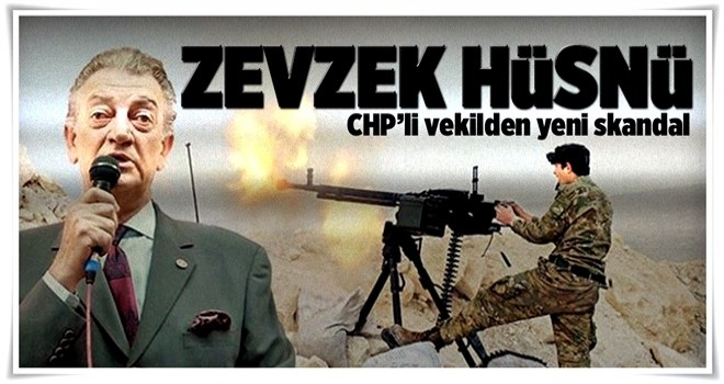 CHP'li Bozkurt'tan ikinci skandal .