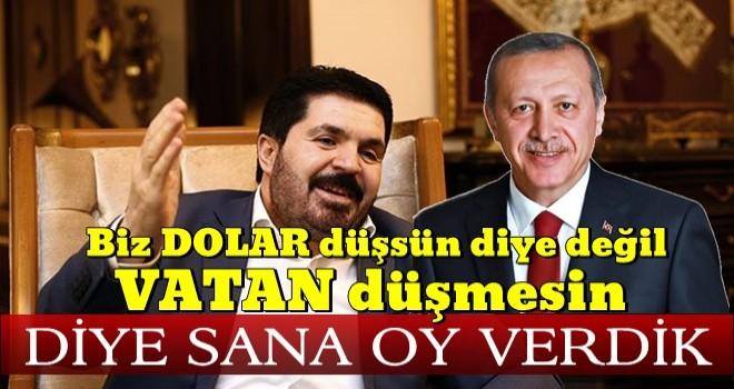 Savcı Sayan'dan günün yorumu: Vatanı dolar olanlar...
