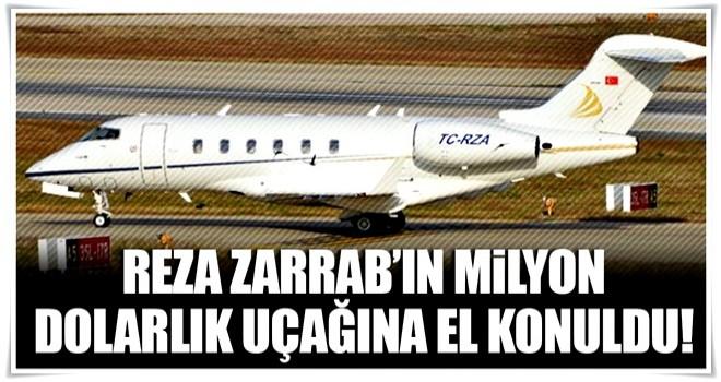 Sarraf'ın uçağına ve teknesine el konuldu