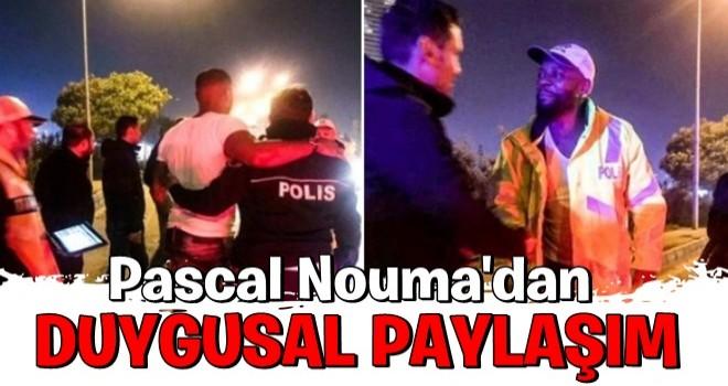 Pascal Nouma'dan sosyal medyayı sallayan paylaşım
