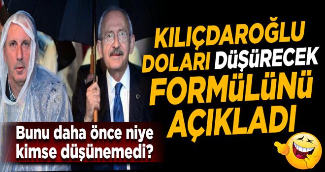 Kılıçdaroğlu güldürdü! Doları düşürecek formül demokrasiymiş