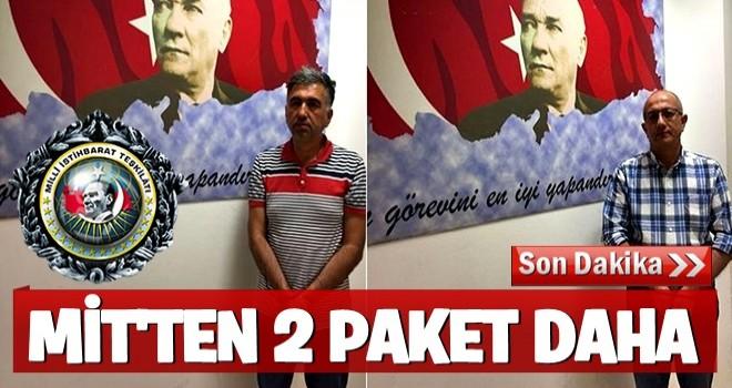 MİT'ten başarılı operasyon! İki üst düzey terörist Türkiye'ye getirildi