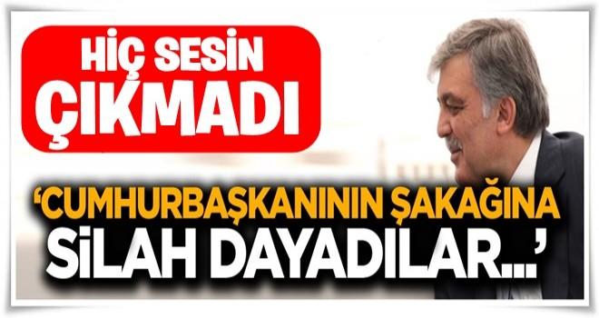 Hüseyin Gülerce, eleştirilerin odağındaki Abdullah Gül'e seslendi