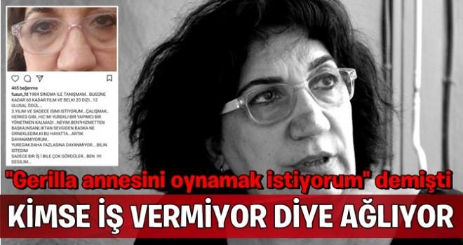 PKK sevici Füsun'a,firari FETÖ'cü Tarık Toros destek çıktı..