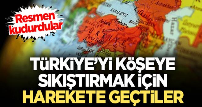Türkiye'yi köşeye sıkıştırmak için harekete geçtiler... Olağan şüpheli Minsk üçlüsü!