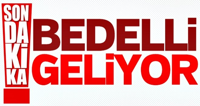 Erdoğan: Bedelli askerlik için görüşme yapacağım