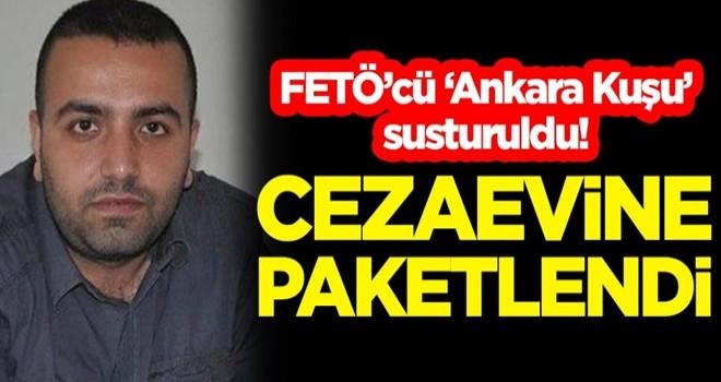 FETÖ'cü tutuklandı