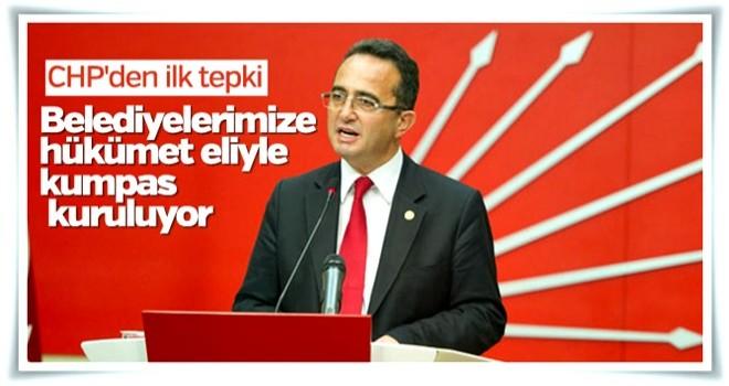 CHP'den Murat Hazinedar kararına ilk tepki