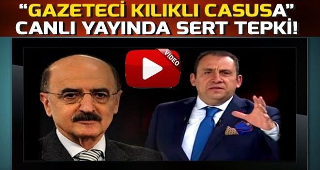 'Katil Esad'ın ajanı Hüsnü Mahalli'ye canlı yayında sert sözler!.