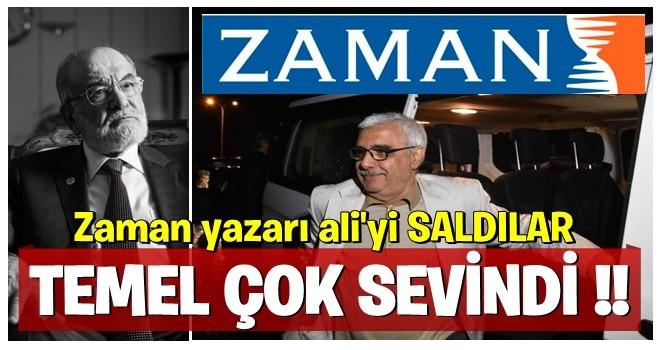 FETÖ'cü yazarlar bırakıldı, Karamollaoğlu çok sevindi!