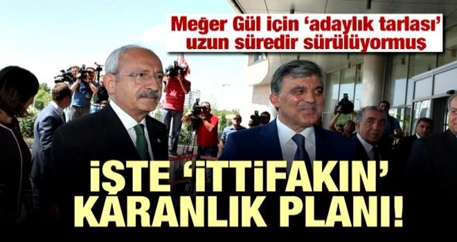 İşte 'Abdullah Gül ittifakının' perde arkası!