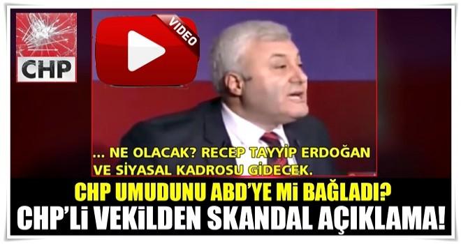 CHP'li vekil Özkan'dan skandal açıklama