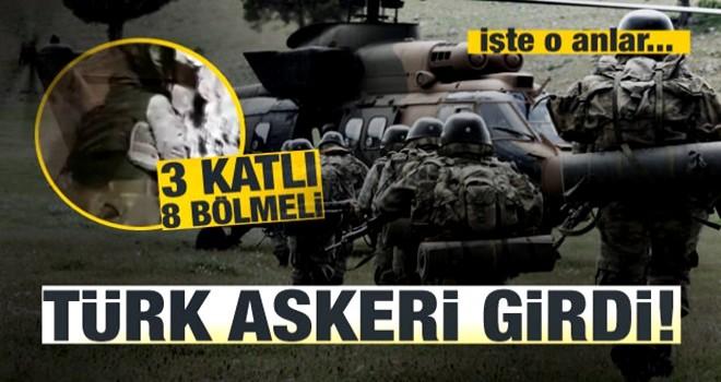 TSK'dan teröristlere Şemdinli'de büyük darbe