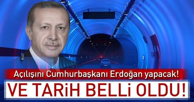 Ovit Tüneli'nin açılış tarihi belli oldu! .