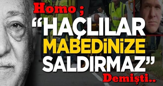 Teröristbaşı Gülen'in övdüğü Haçlı, Yeni Zelanda'da 50 Müslüman'ı katletti!
