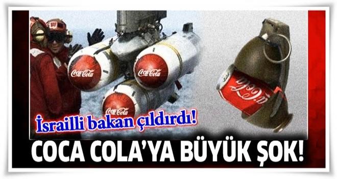 BM, Coca Cola'yı kara listeye alacak