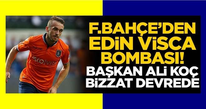 Fenerbahçe'den Edin Visca bombası! Başkan Ali Koç bizzat devrede
