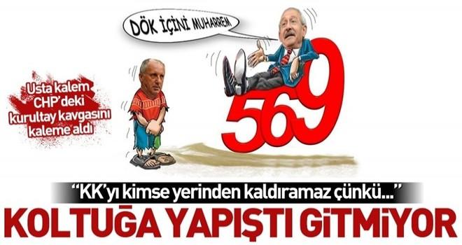 Kemal Kılıçdaroğlu koltuğa yapıştı gitmiyor .