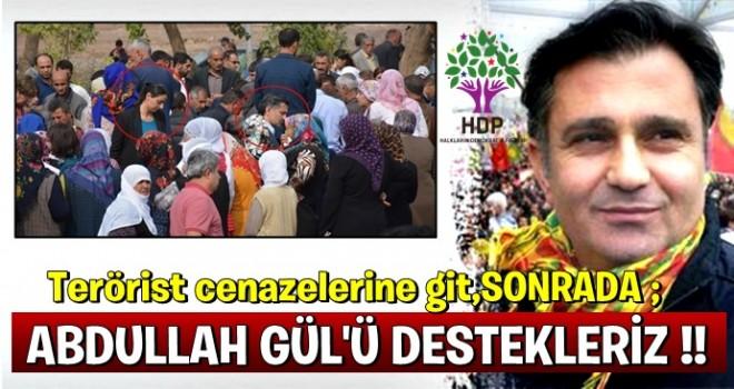 HDP'den o soruya cevap! 'Abdullah Gül aday olursa...'