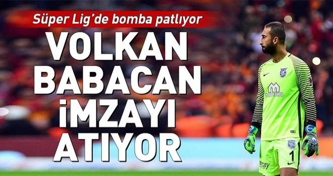 Beşiktaş'ta Volkan Babacan sesleri