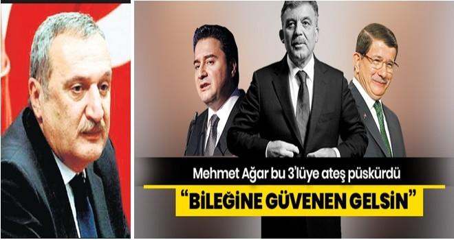 Bu kişilerin geldiği her makamın altındaki emek, ter Tayyip Erdoğan'a aittir