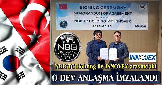 NBB TC Holding, G.Kore'nin en büyük teknoloji firması ile çözüm ortaklığına imza attı..