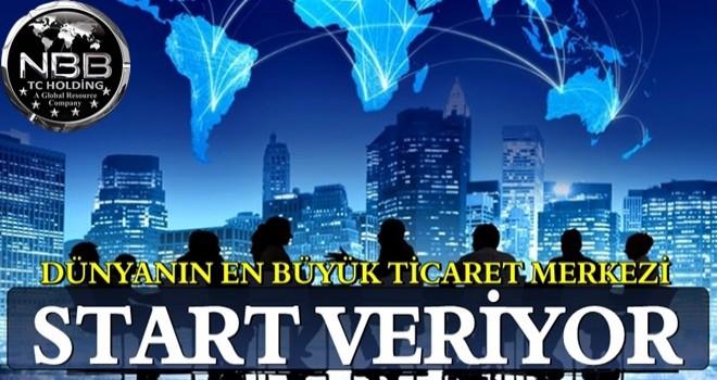 NBB TC HOLDİNG,Dünya çapındaki DEV projelerini başlatıyor.