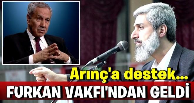 Alparslan Kuytul'dan 'Bülent Arınç' ve 'Mustafa Yeneroğlu' açıklaması