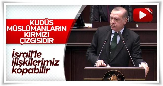 Cumhurbaşkanı Erdoğan, AK Parti Grup Toplantısı'nda