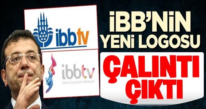 İBB'nin yeni logosu kaçak çıktı!