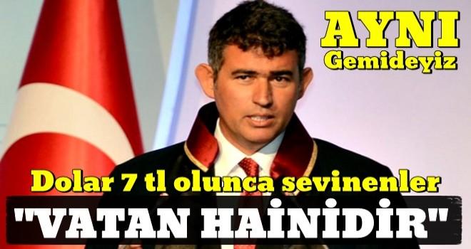 Metin Feyzioğlu: Aynı gemideyiz..
