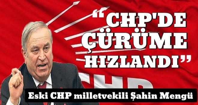 CHP'deki geriye gidiş ve çürüme hızlandı