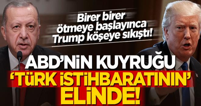 Başkan Erdoğan'dan ABD'ye 'Artık kuyruğunuz elimizde' mesajı