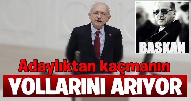 'Bay Kemal'in zor seçimi!