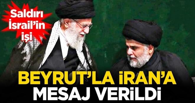 Beyrut'la İran'a mesaj verildi