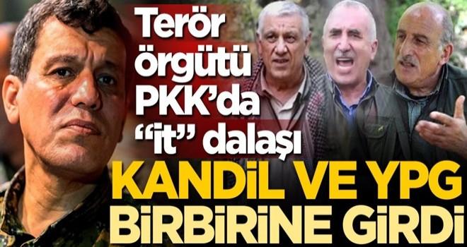 Terör örgütü PKK'da