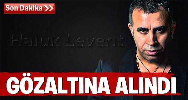 Son dakika: Şarkıcı Haluk Levent başkentte gözaltına alındı
