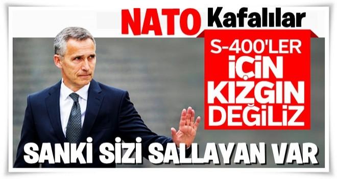 NATO'dan Türkiye'nin S-400 alımıyla ilgili açıklama