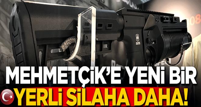 Mehmetçik'e yeni bir yerli silah daha!