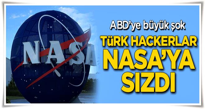 ABD'ye büyük şok: Türk hackerlar NASA'ya sızdı