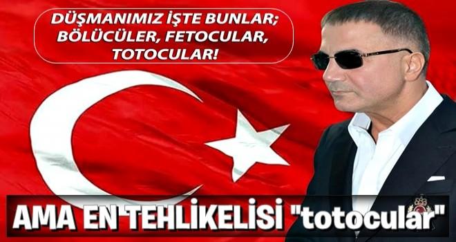 Türkiye'de var gücümüzle dikkat etmemiz gereken çok büyük tehlikeler var.