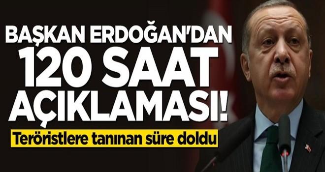 Cumhurbaşkanı Erdoğan: Verilen sözler yerine getirilmiş değil