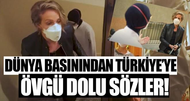 Dünya basınından Türkiye'ye övgü!